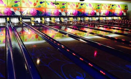 Ten-Pin Bowling for One Child: 1 ($5) or 2 Games ($9) with Mini Golf ($12) at Bowland Elizabeth West (Up to $24 Value)