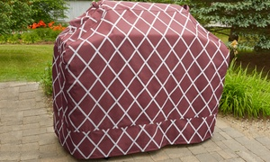 Great Bay Home Premium Heavy Duty Waterproof Gas Grill Cover