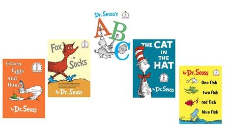 Dr. Seuss Classic Collection 5-Book Bundle 3c3bbf36-126e-11e8-9290-00259069d868