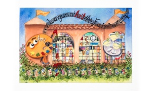 Laguna Art-A-Fair: Laguna Art-A-Fair 50th Year Festival Season Passes for Two or Four (Up to 50% Off)