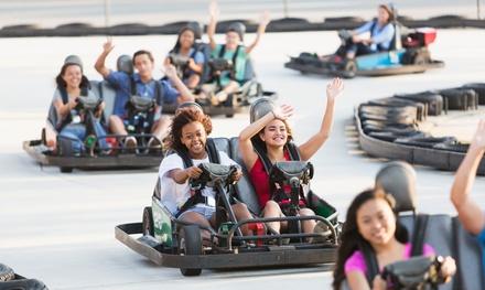 Fun Park Attractions Adventure Landing Jacksonville
