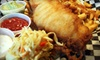 Off the Hook Gourmet Fish & Chips - Stoney Creek: Seafood, Burgers, and Sides for Two or Four at Off the Hook Gourmet Fish & Chips (Up to 53% Off)