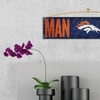 NFL 24'' X 6'' Man Cave Sign