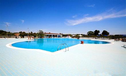 Sicilia 4*: 7 notti in camera matrimoniale per 1 persona con pensione completa e bevande incluse all'Esperidi Park Hotel