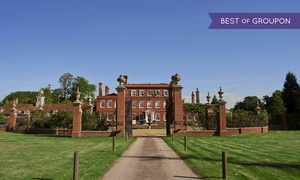 Champneys Henlow: Champneys Henlow: Spa Day Buffet Lunch, Choice of Treatment, Thalassotherapy Session (Up to 43% Off)