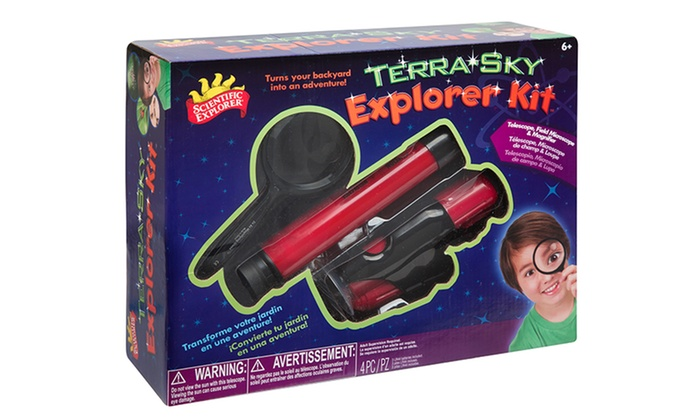Scientific Explorer Kids' Telescopes