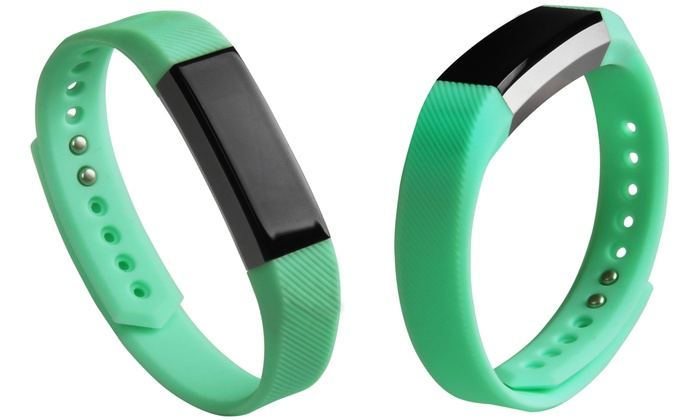 Up To 59% Off on Silicone Band for Fitbit | Groupon Goods