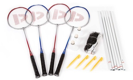 NinePiece Badminton Set for £24.98 With Free Delivery