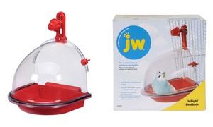 JW Pet Insight On-the-Cage Bird Bath