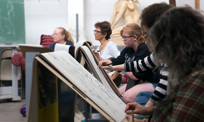 The Coppini Academy of Fine Arts - North Central: Eight Introductory Drawing Classes at The Coppini Academy of Fine Arts (20% Off)