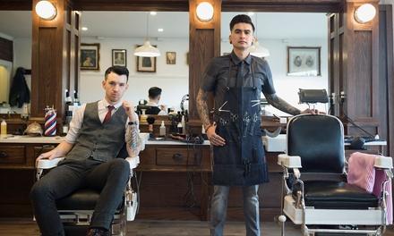 3 sedute capelli e barba uomo