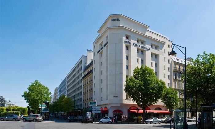 H Tel Paris Neuilly Groupon