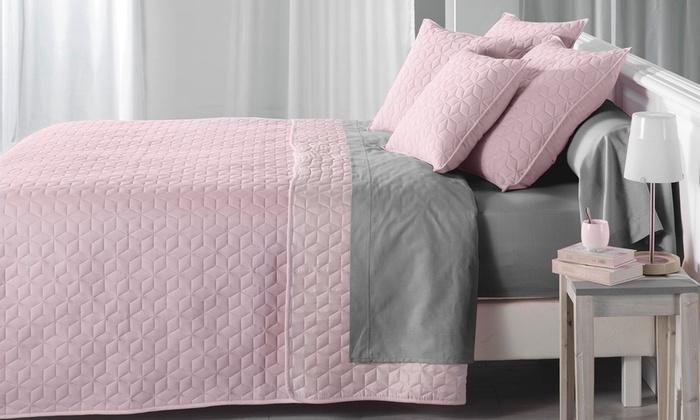 couvre lit avec coussin Pack couvre lit/Housse de coussin | Groupon couvre lit avec coussin