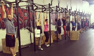 Crossfit Vaughan: Up to 70% Off Crossfit Classes at Crossfit Vaughan