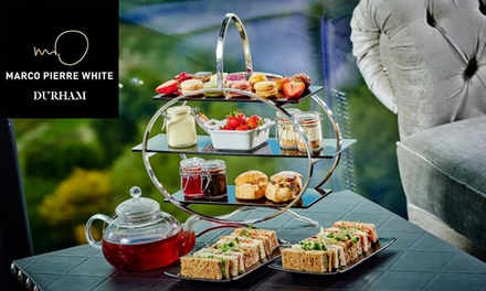 Afternoon Tea for Up to Four at Marco Pierre White Steakhouse Bar & Grill Durham