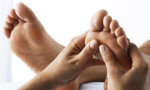 Fußreflexzonen Massage Im Haus Der Gesundheit: 1x oder 2x 60 Min. Fußreflexzonen-Massage bei Fußreflexzonen Massage Im Haus Der Gesundheit (bis zu 40% sparen*)