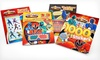 Power Rangers Activity and Sticker Books: $9.99 for Set of 4 Power Rangers Activity and Sticker Books ($31.96 List Price)