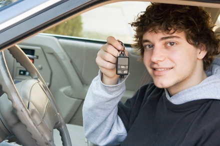 $15 for Online Driver's Ed with DMV Completion Certificate from MyCaliforniaPermit.com  ($65 Value)
