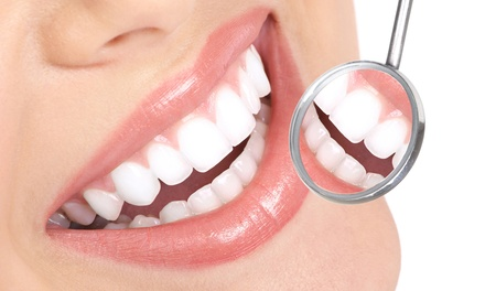 $49 for a New-Patient Dental Exam, Cleaning, and X-Rays from David E. Moskow, DMD ($240 Value)