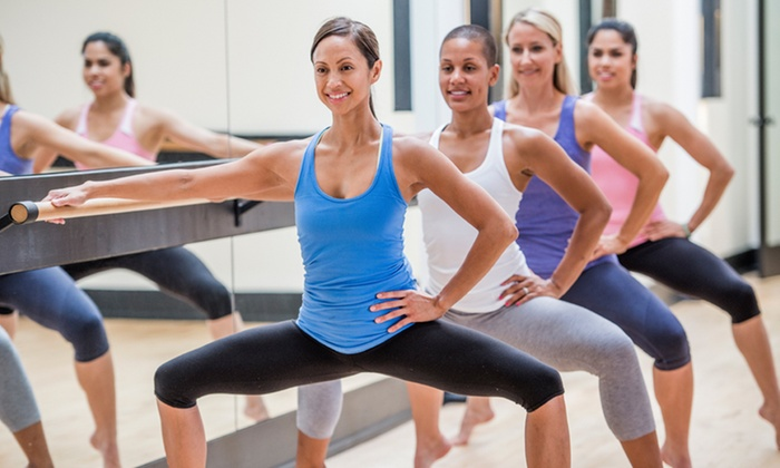 Fit 4 Life - Chapel Hill - fit4life Health Club for Women Chapel Hill: 5 or 10 Barre Fusion, Zumba, or Spin Classes at Fit 4 Life - Chapel Hill (Up to 53% Off)