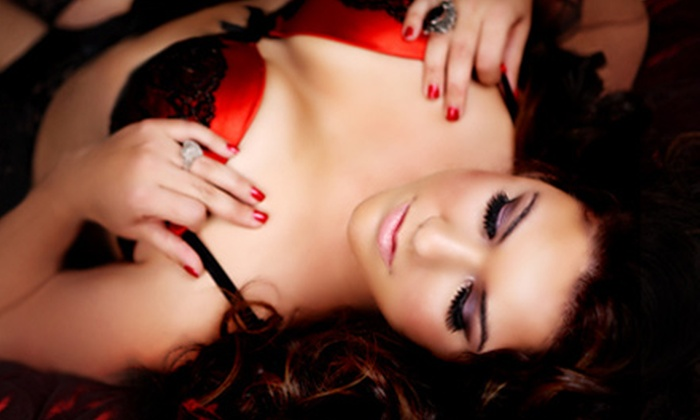 Luckett Portrait Studio - Bluebonnet Boulevard: $99 for a One-Hour Boudoir Photo Shoot with Styling and One Print at Luckett Portrait Studio ($225 Value)