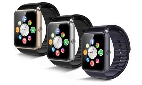 Smartwatch multifunzione SW-832 Smartek con camera e slot per scheda Micro Sim, disponibile in 3 colori