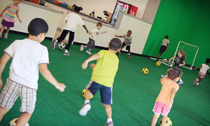 The Play Place - Greenburgh: One or Three Weeks of Summer Camp for One or Two Children at The Play Place (Up to 43% Off)