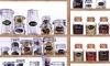 Set van 116 herbruikbare zwarte labels