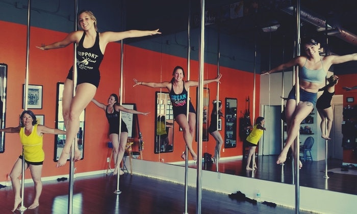 Pole dancing classes barrie