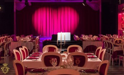 immagine per Cena di Gala e Grand Show Magic da Avanspettacolo Venezia Theatre Dinner Show