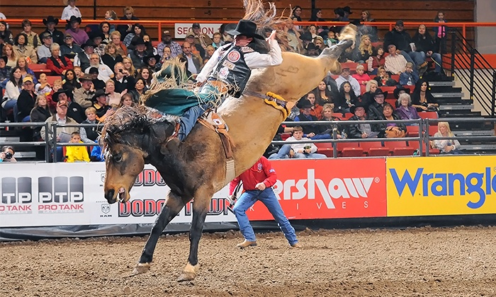 Professional Roughstock Series - The Xfinity Arena at Everett: $26 for One Ticket to See the Professional Roughstock Series at the XFINITY Arena at Everett on May 16 ($50 Value)