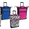 """Travelers Club 20"""" Rolling Shopping Tote"""