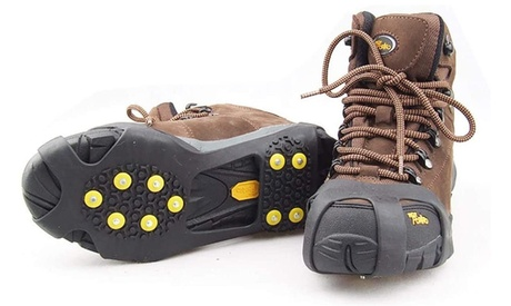 20 clavos antideslizantes universales para zapatos