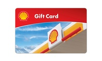 $100 Shell Gift Card