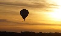 Bis 90 Min. Ballonfahrt im Voralpenland und Urkunde für 1-2 Personen mit Blue Planet Ballooning (bis zu 22% sparen*)