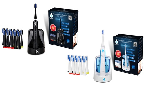 Pursonic S750 Rechargeable Sonic Toothbrush with Built-In UV Sanitizer 69a73200-326e-410d-b500-3716fb793cd2