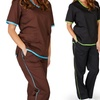 Women's Medical Scrub Set (2-Piece)