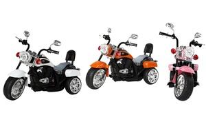 Moto électrique 3 roues enfants