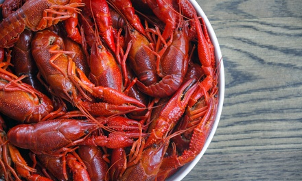 Cajun Food at Joe's OK Bayou (Up to 45% Off). Two Options Available.