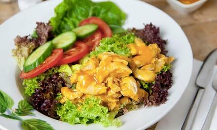 2 oder 4 Gerichte nach Wahl bei SNAP Natural Fast Food (bis zu 31% sparen*)
