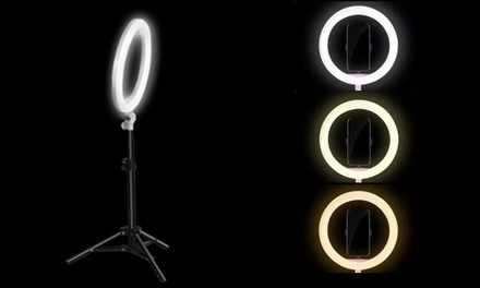 Professional Make Up Artists Beauty Ring Light with Adjustable Stand 50cm or 1.7m
