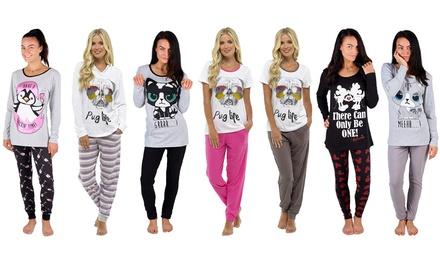 FandF Stores Womens Pyjama Set