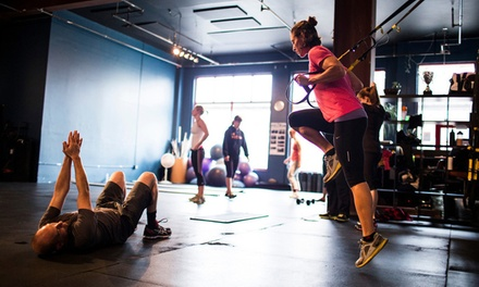 Boot Camp at Fulcrum Fitness (Up to 73% Off)