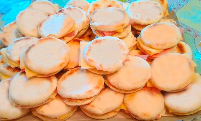Desde $429 por catering para 10, 20 o 30 personas en Delicias del Sur