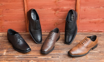 Redfoot Leather Brogue, Gibson or Oxford Shoes