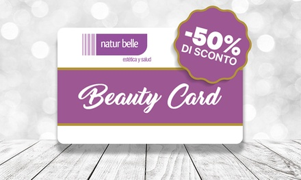 Buono per Beauty Card