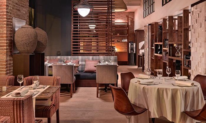 Restaurante Soho at H10 Tribeca Hasta 46% dto. - Madrid | Groupon