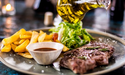 £30 Toward Food and Drinks for Two, or £60 for Four at La Vecchia Scuola