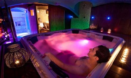 2h de spa privatif oriental avec hammam, bain à remous et sauna pour 2 personnes à 65 € au S pacium Faches Thumesnil