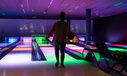 1 of 2 uur bowlen incl. bittergarnituur voor maximaal zeven personen bij Teugel Resort in Uden